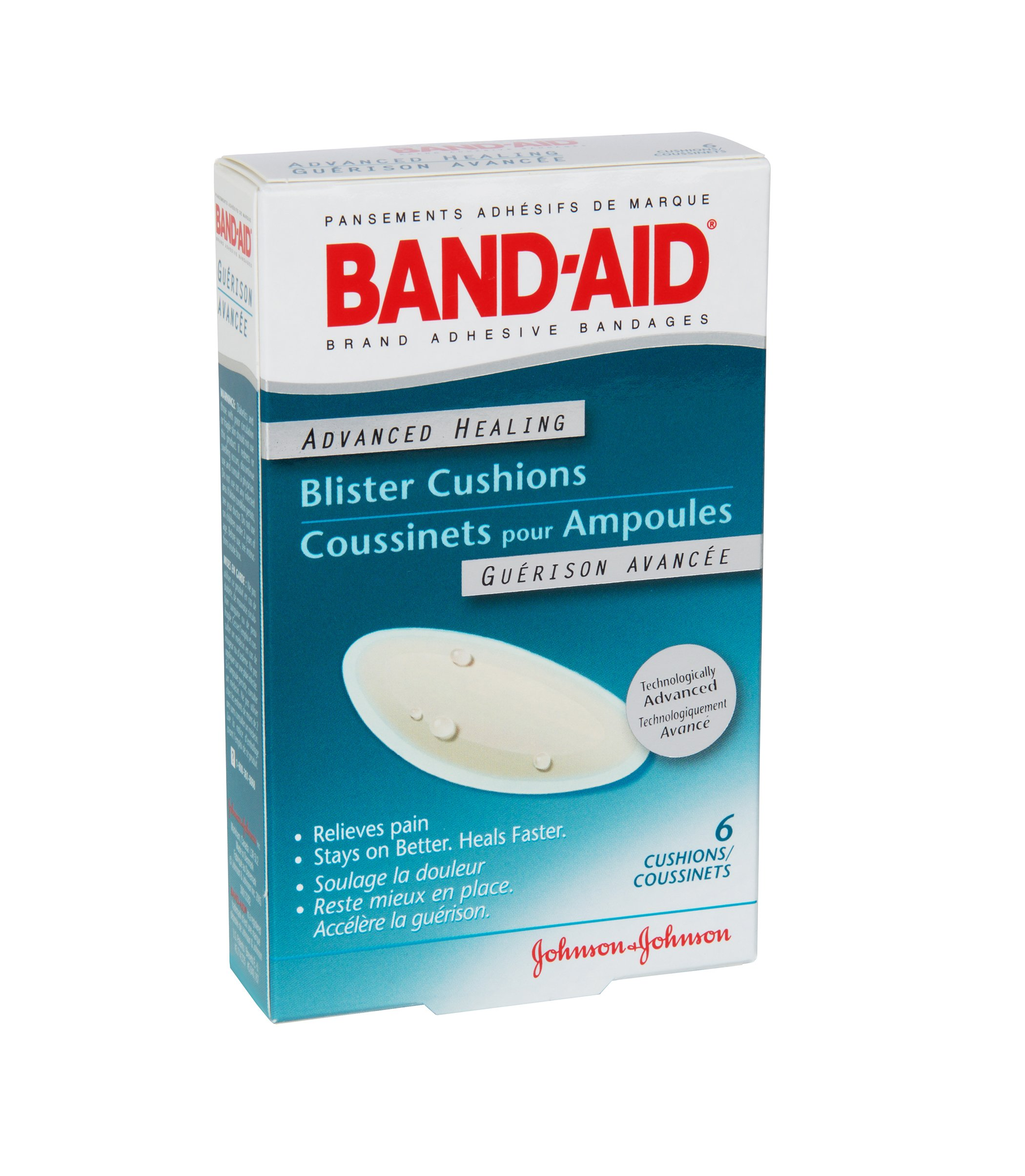 blister band aid instructions