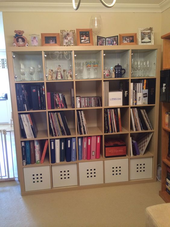 ikea expedit 5x5 instructions