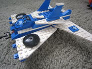 lego deep freeze defender instructions