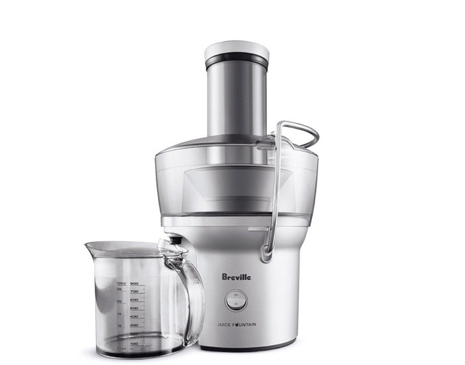 breville juicer instruction manual