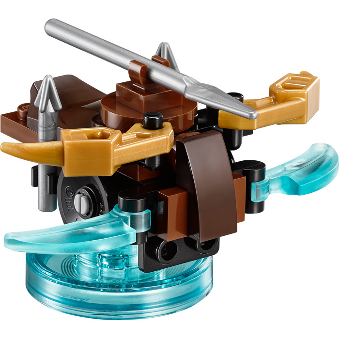 lego dimensions 71219 instructions