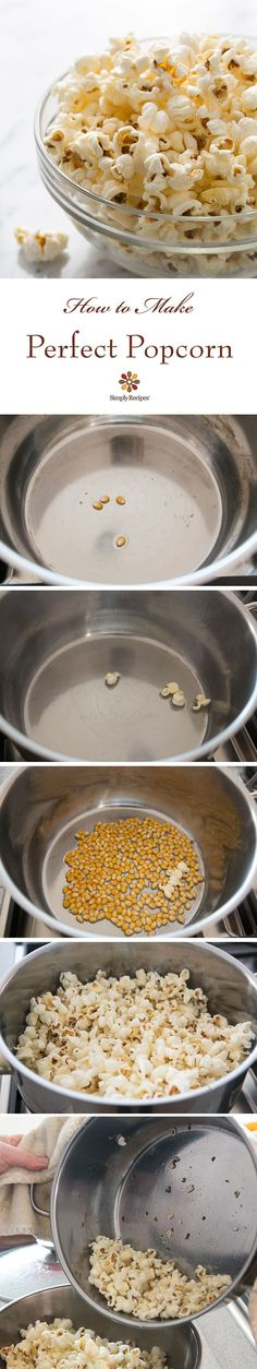 stove top popcorn instructions