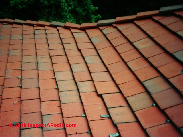 roof tiles installation instructions