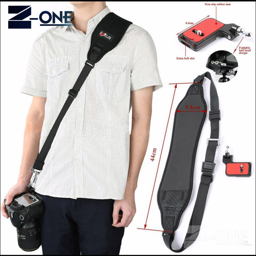 focus f2 camera strap instructions