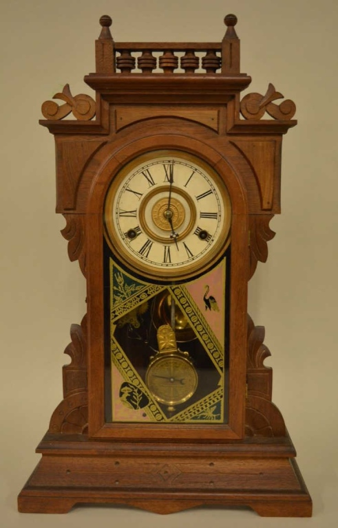 new haven mantel clock instructions