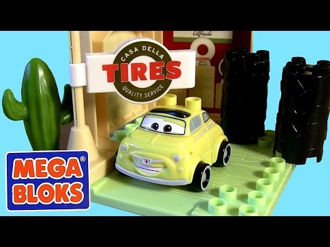 mega bloks building instructions