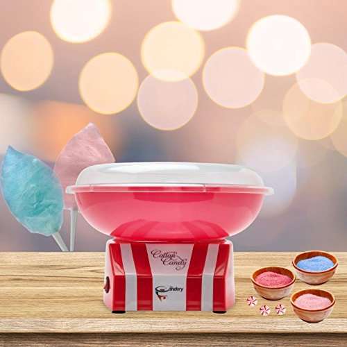 hard candy cotton candy machine instructions