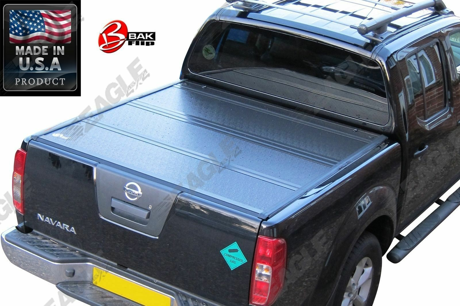 nissan navara d40 hard lid fitting instructions