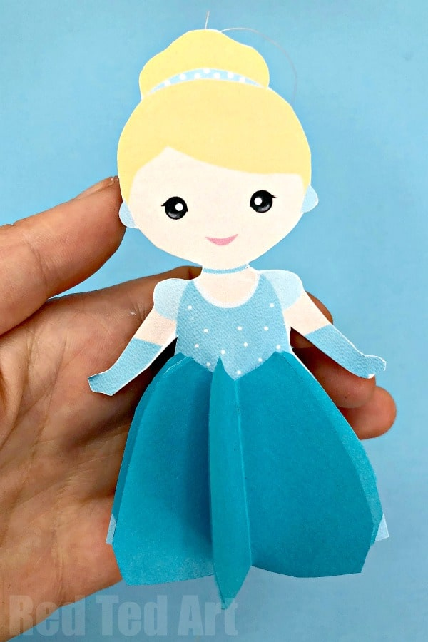 instructions for northern lights elsa doll
