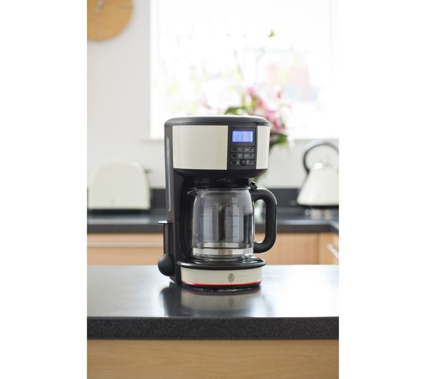 russell hobbs filter coffee maker instructions