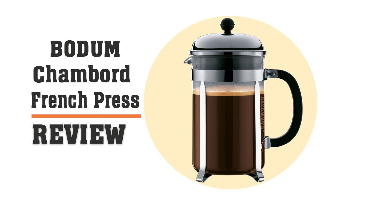 bodum french press instructions youtube
