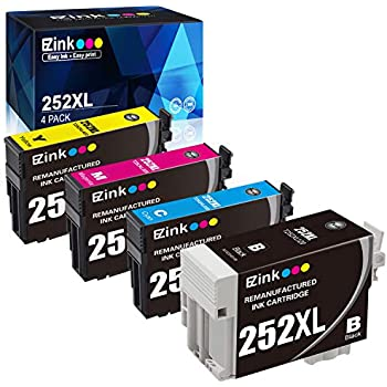 epson wf 3640 ink replacement instructions