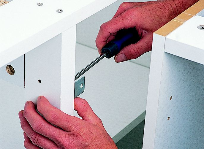howdens drawer assembly instructions