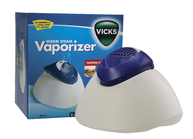 vicks warm steam vaporizer cleaning instructions