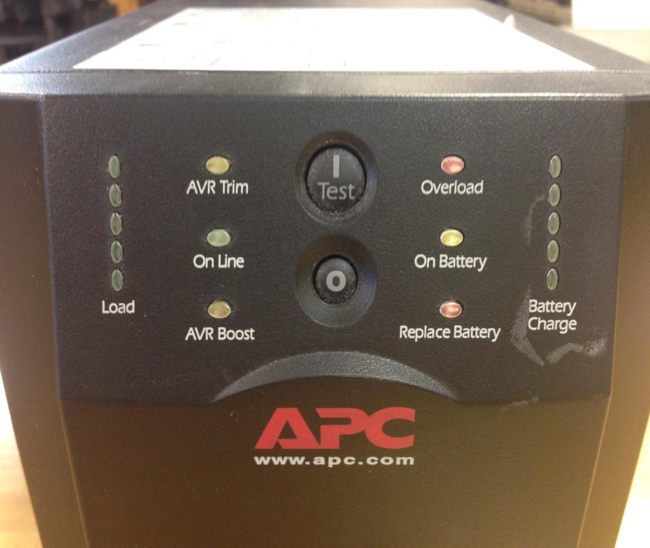apc rs 800 battery replacement instructions