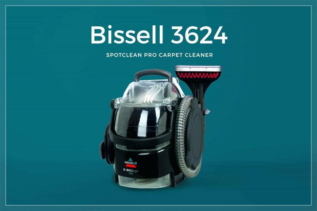 bissell spot clean pro instructions