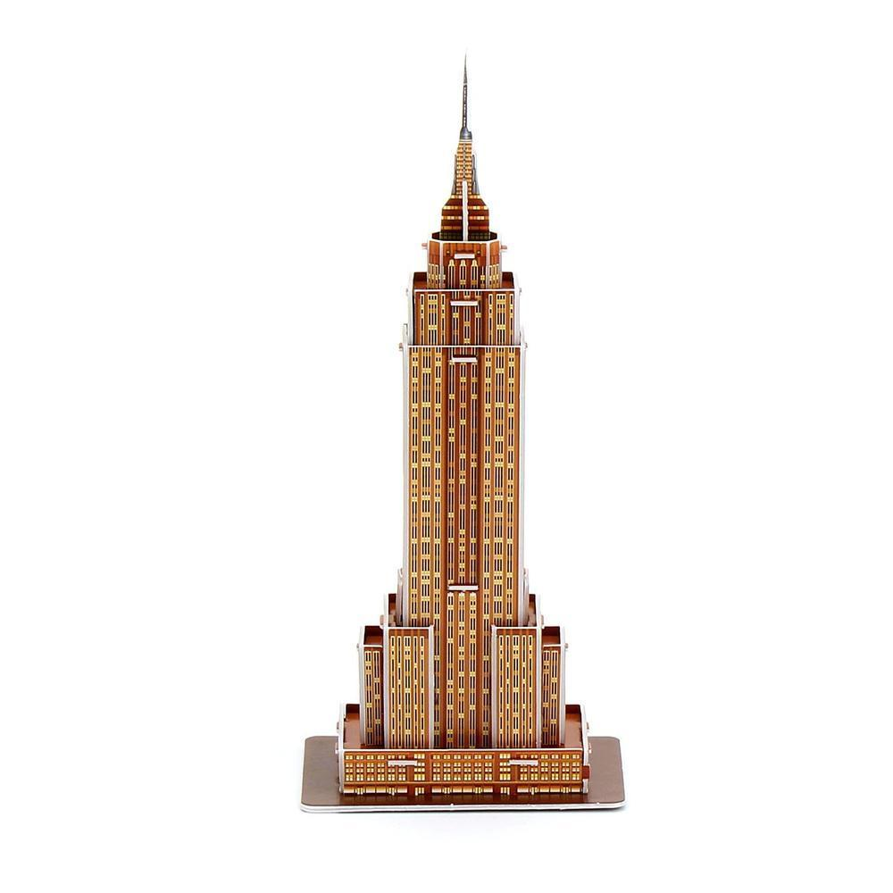 empire state building 3d puzzle instructions