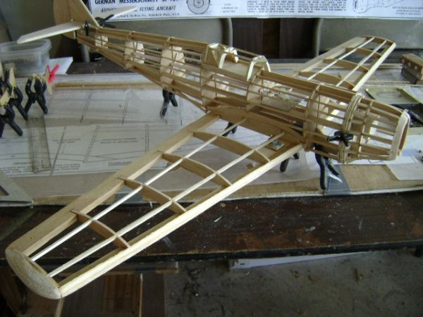 balsa wood airplanes instructions