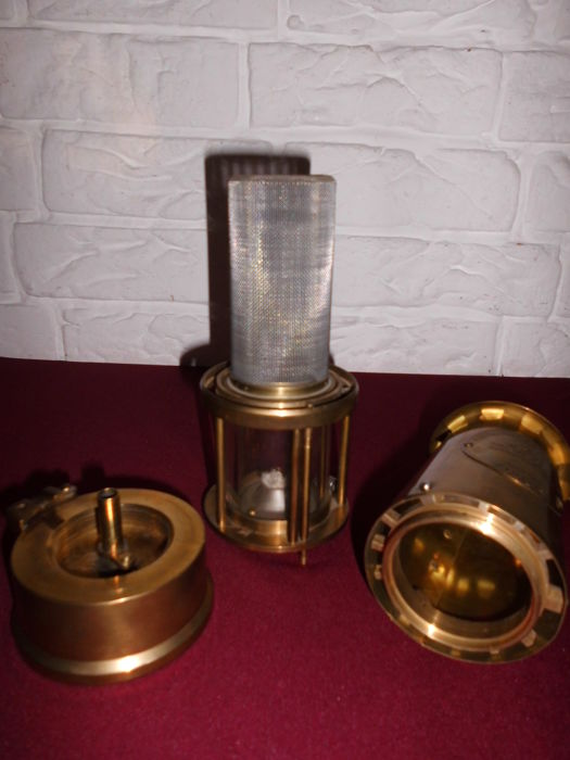 eccles protector lamp instructions