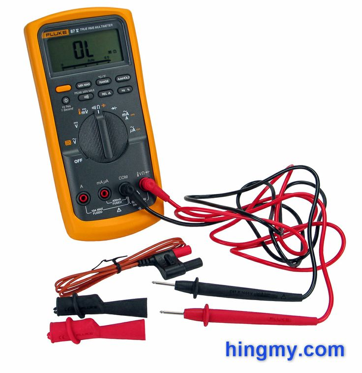 best buy multimeter instructions