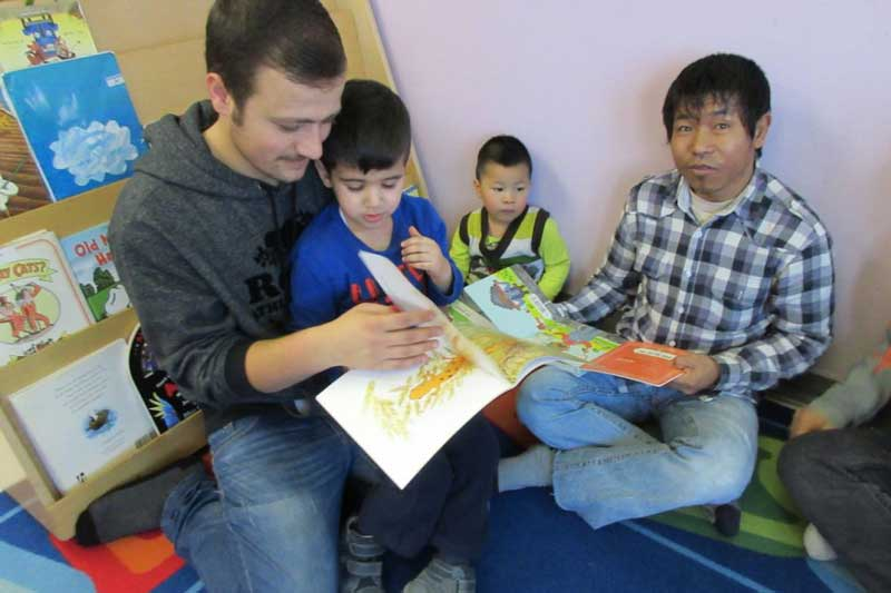 language instruction for newcomers to canada linc