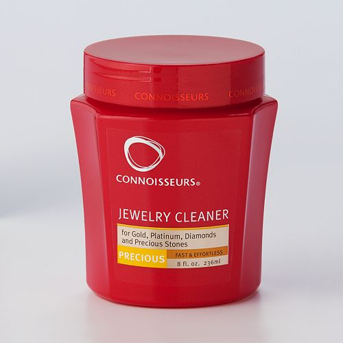 connoisseurs jewelry cleaner instructions