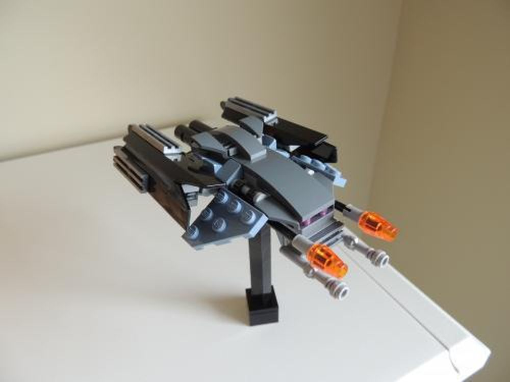 lego general grievous wheel bike instructions