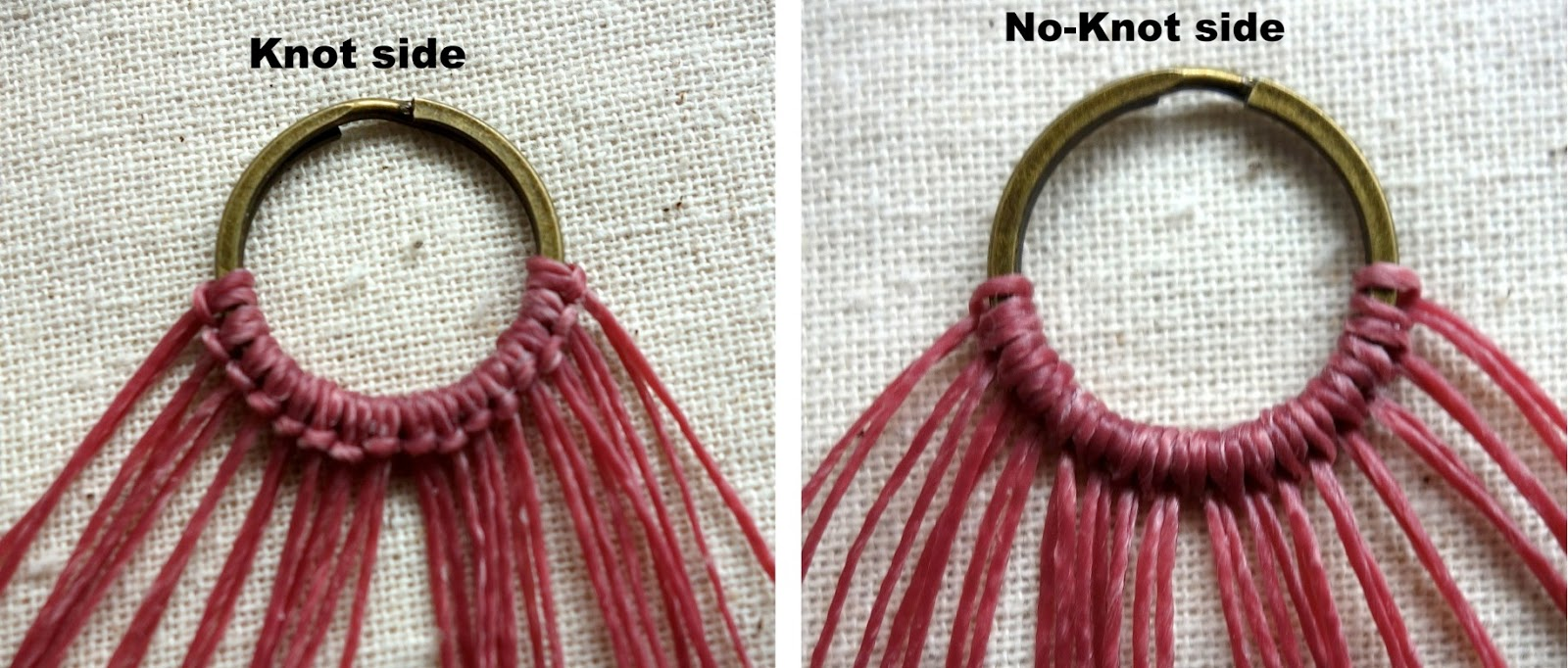 double half hitch knot instructions