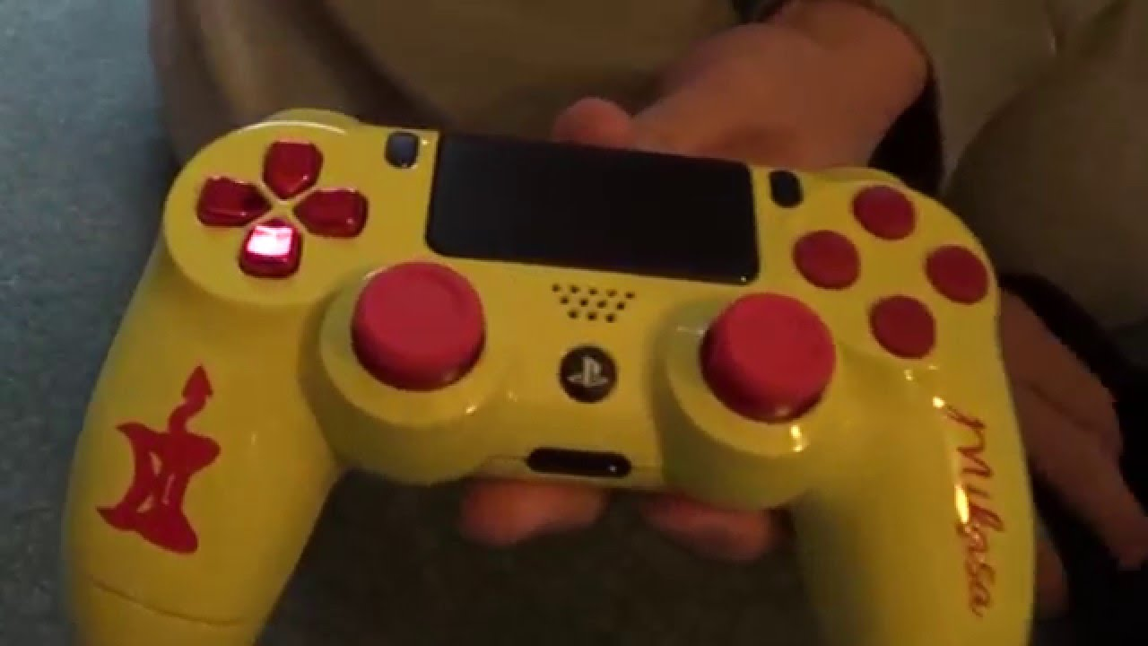 evil controller mod instructions