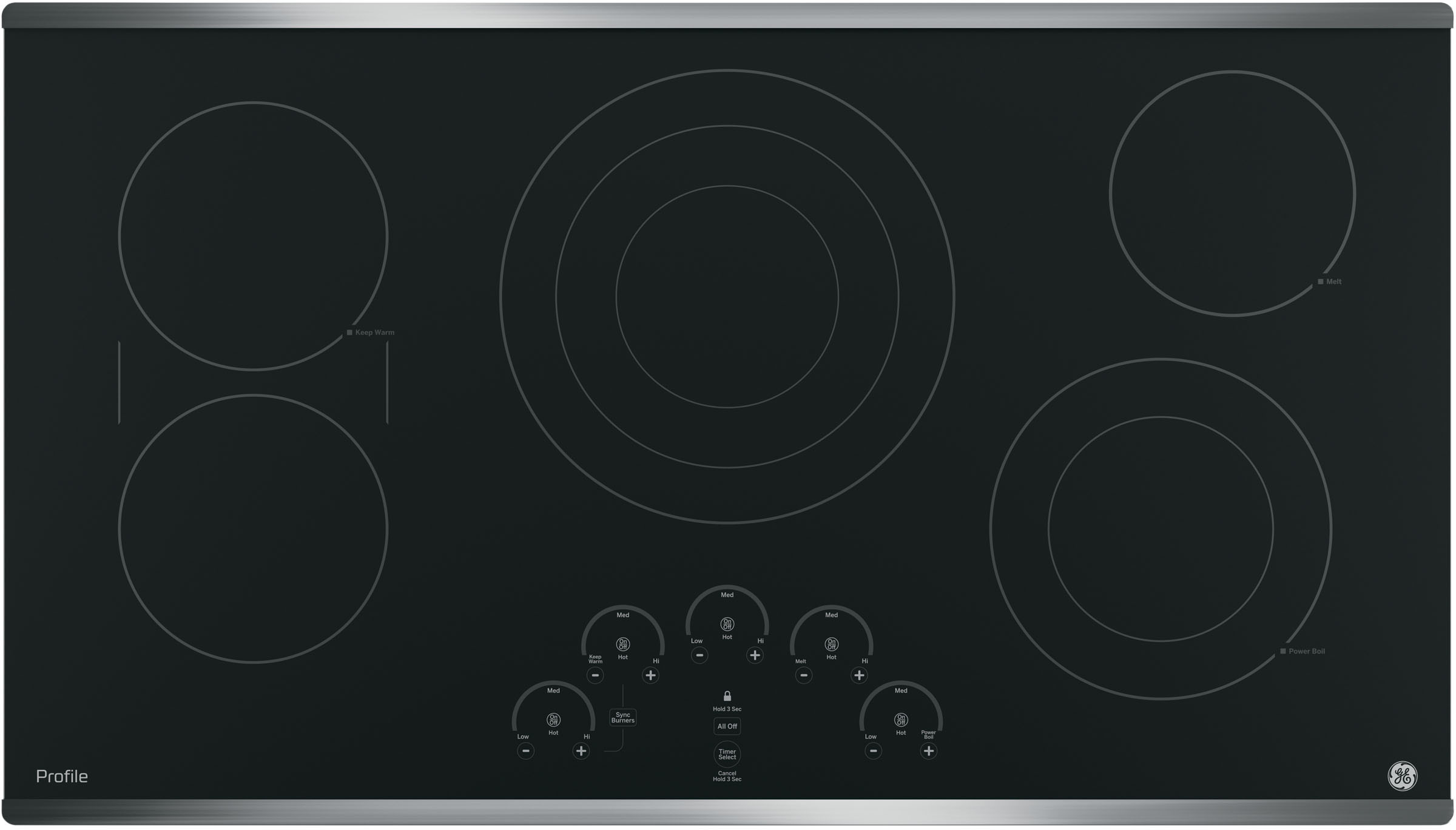gaggenau induction cooktop instructions