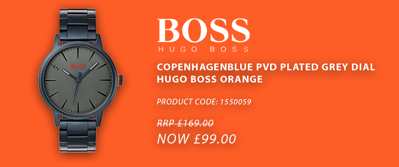 hugo boss smart watch instructions