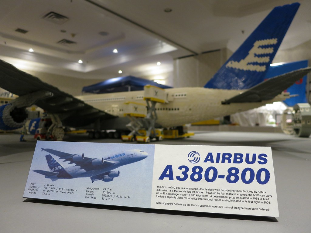 lego airbus a380 instructions