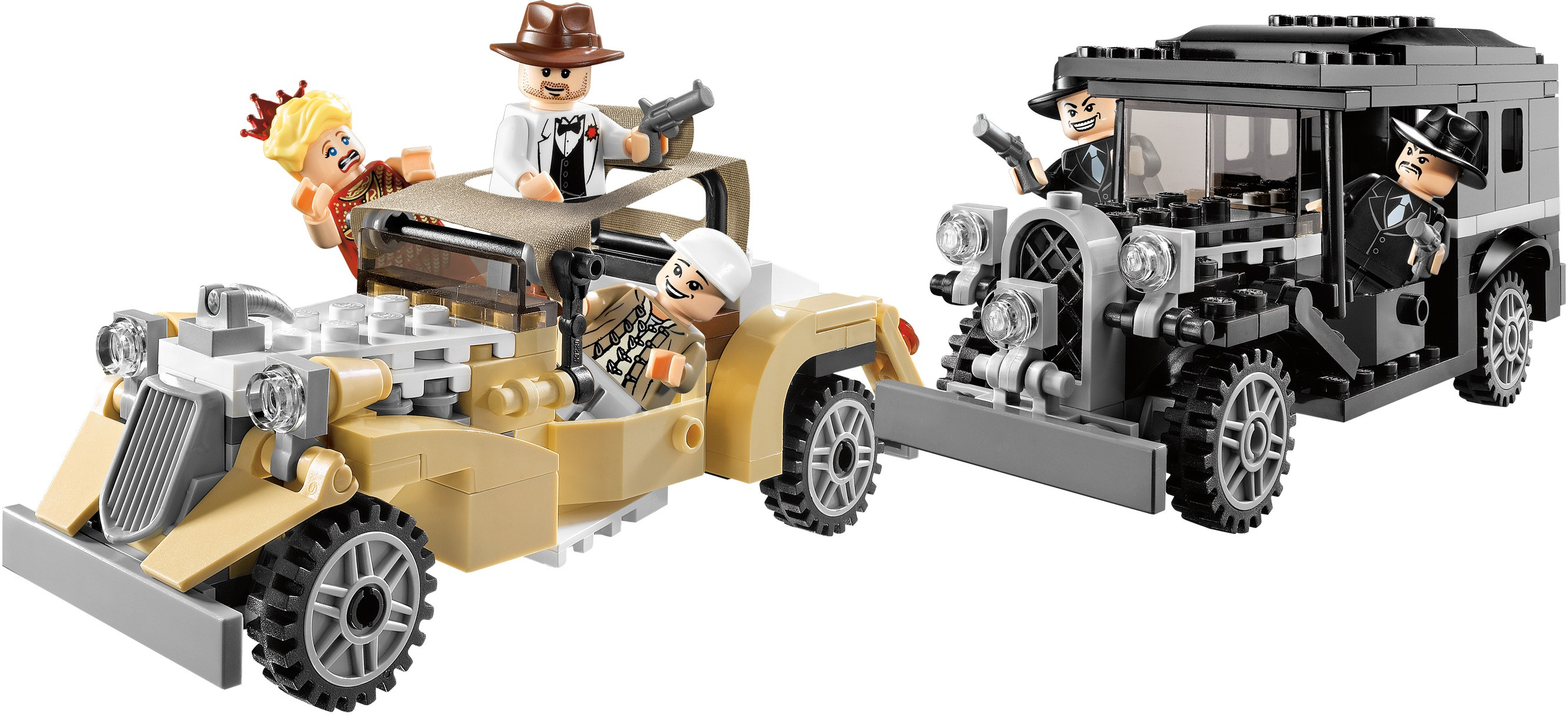 lego indiana jones instructions