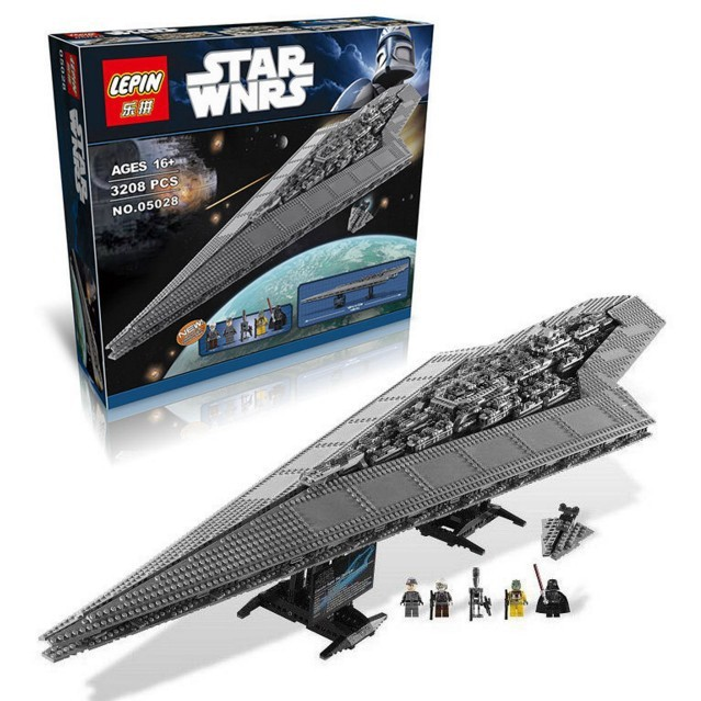 lego mini super star destroyer instructions