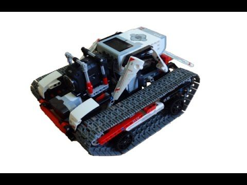nxt tank building instructions