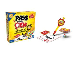 pass the pen game instructions