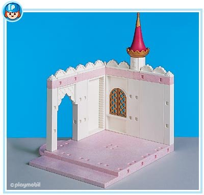 playmobil princess castle instructions