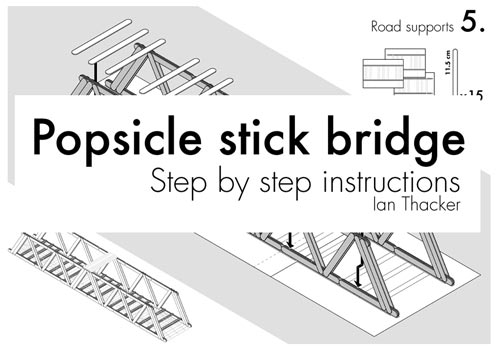 popsicle stick house instructions pdf