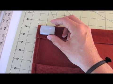 step by step sewing instructions
