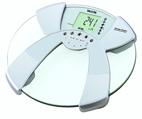 tanita innerscan scales instructions