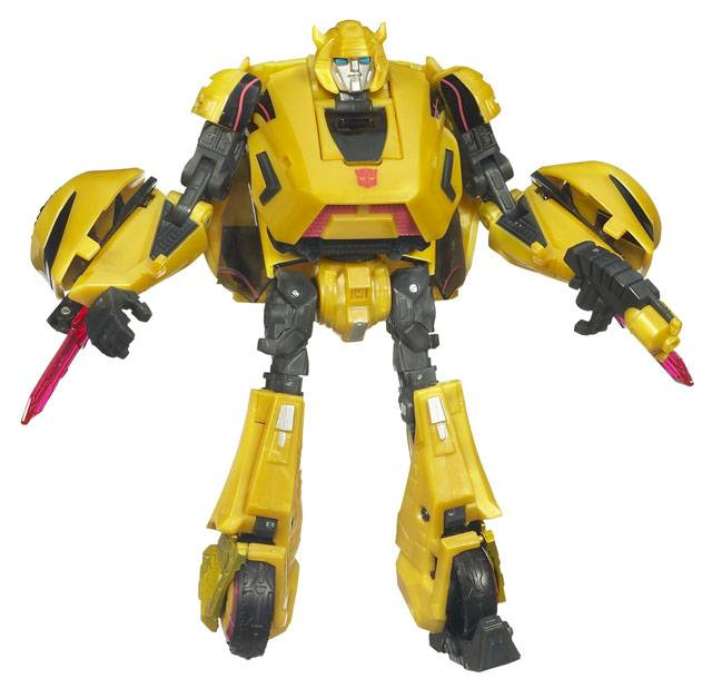 war for cybertron bumblebee instructions