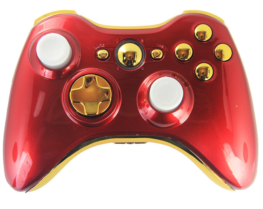 xbox 360 modded controller instructions